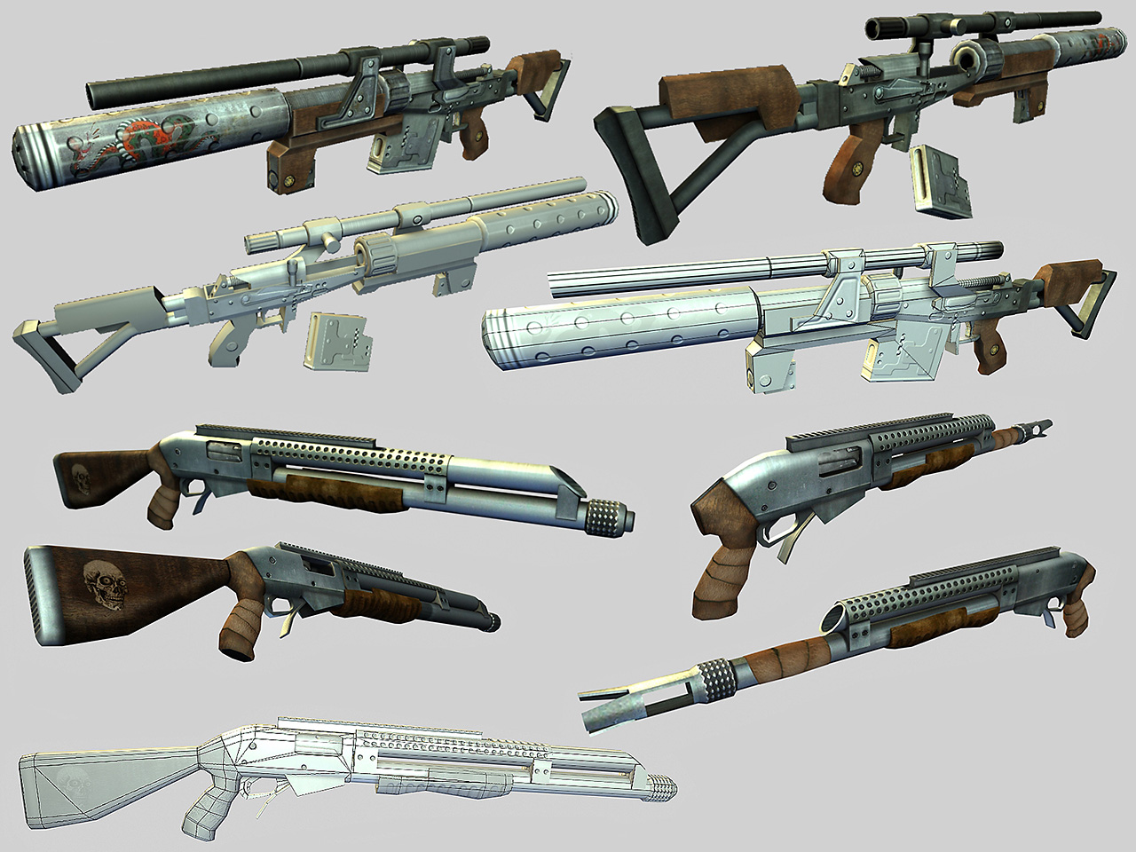 Rumored BF3 Weapons